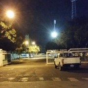 EDENORTE ilumina entorno estadio SFM