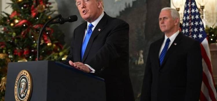 Trump reconocerá Jerusalén capital Israel