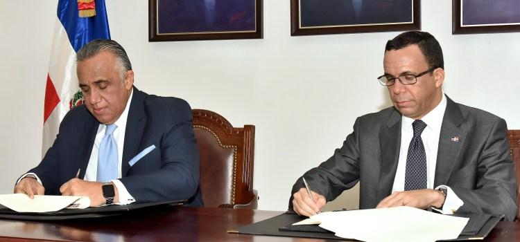 Firman acuerdo para fomentar deportes