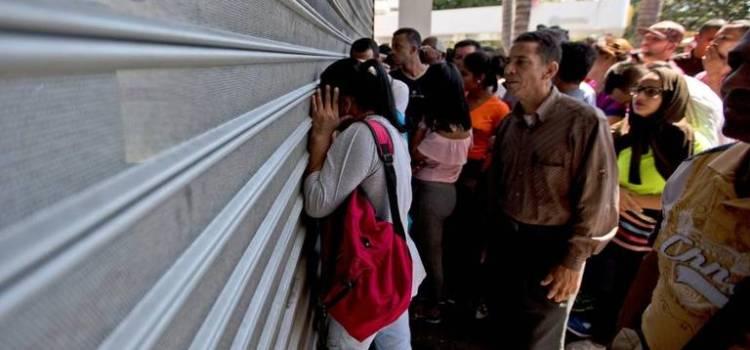 Se tornan normales saqueos en Venezuela