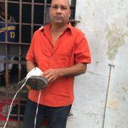 Prisión para hombre atacó expareja
