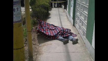 Muere hombre por descarga eléctrica