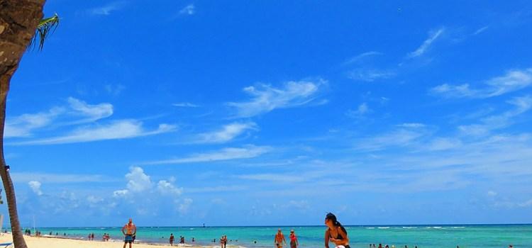 Playa de Bávaro novena mejor del mundo