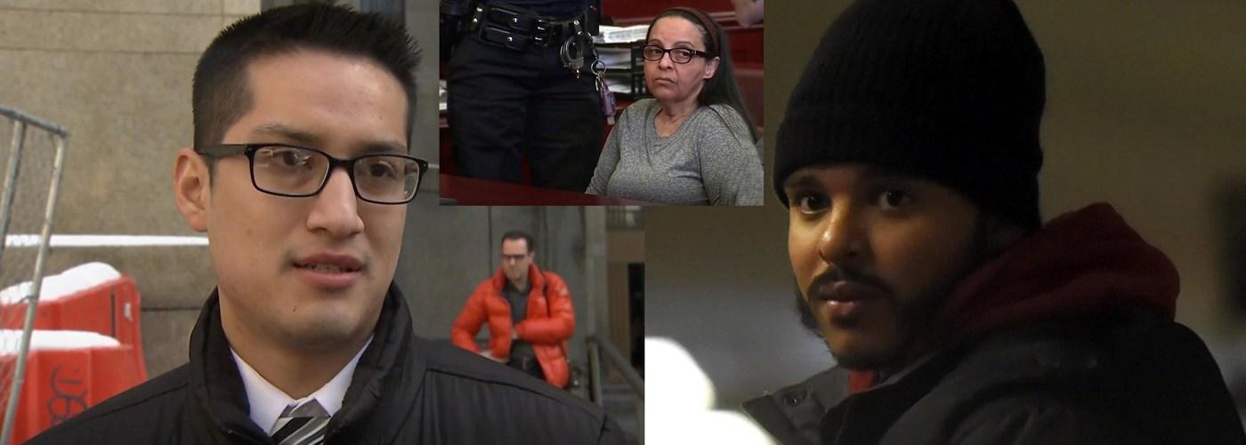 Testifican hijos acusada crimen hermanitos