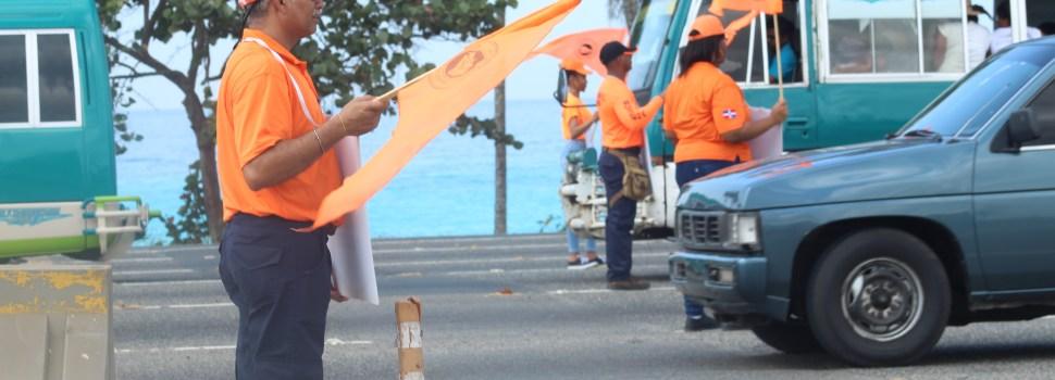 Hay tres mil voluntarios en la Semana Santa