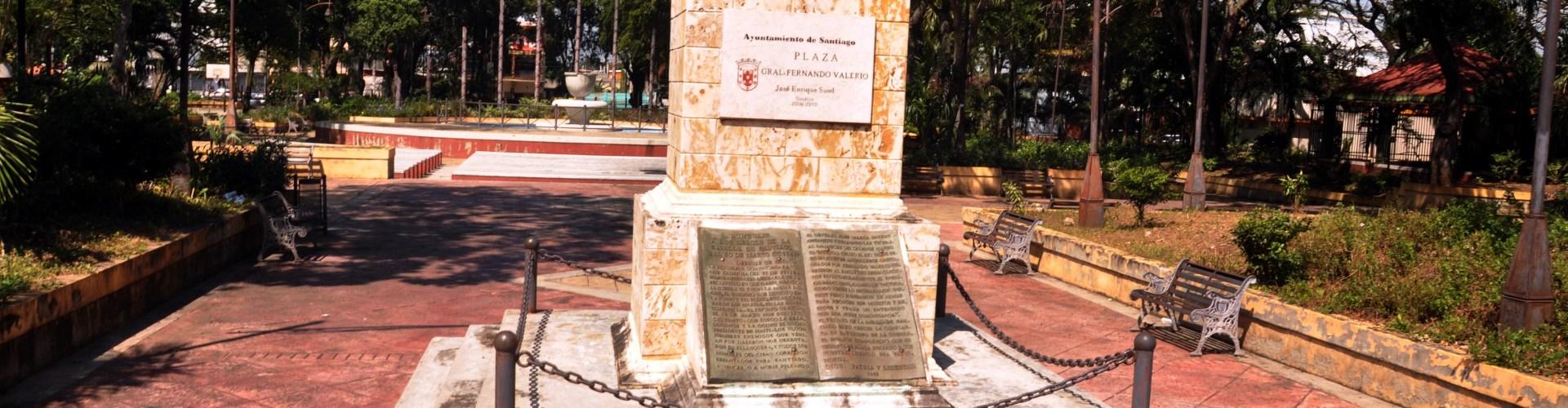 Pedirán reacondicionen Plaza Valerio