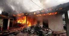 Dos niños mueren en fuego; hermano grave