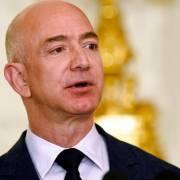 Fundador de Amazon es el más rico
