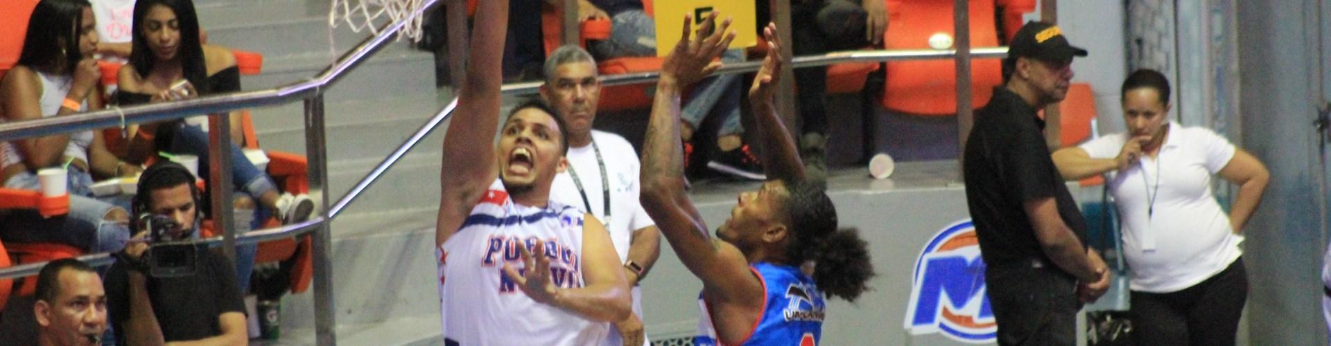 Pueblo Nuevo y GUG triunfan en basket