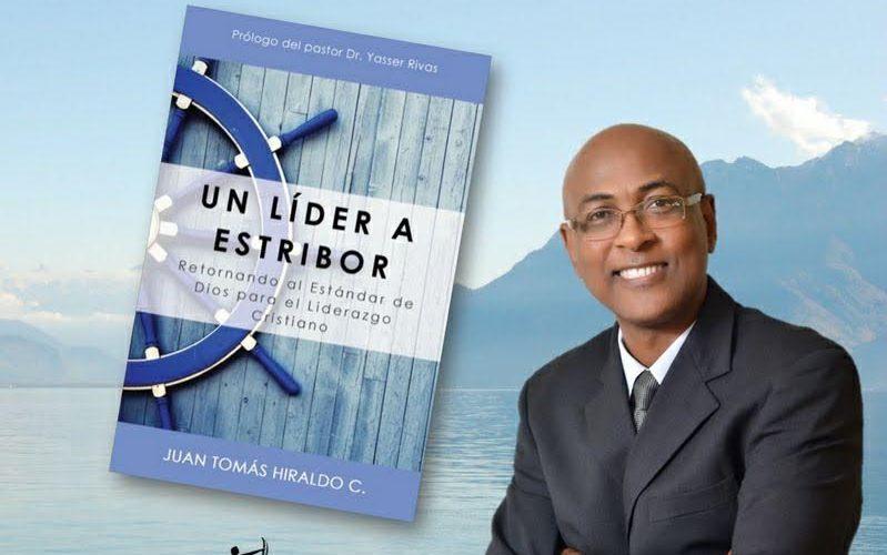 Hiraldo Cruz pone libro a circular