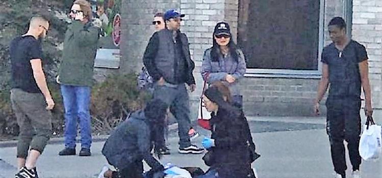 Muertos y heridos accidente en Toronto