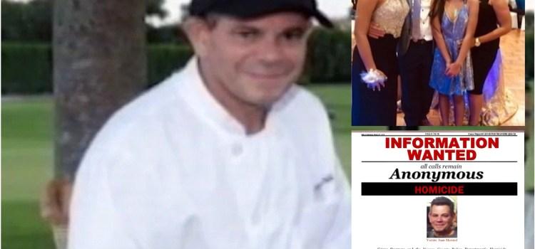 Buscan esclarecer asesinato chef dominicano
