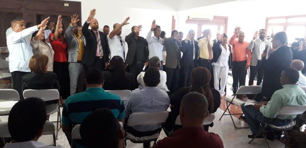 PHD realiza encuentro nacional dirigentes