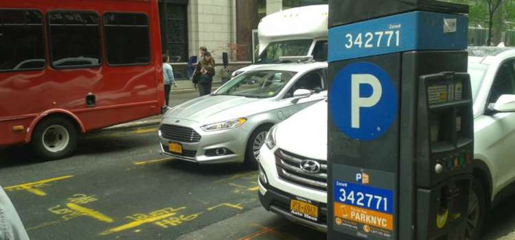 Subirán tarifas estacionar en vías públicas