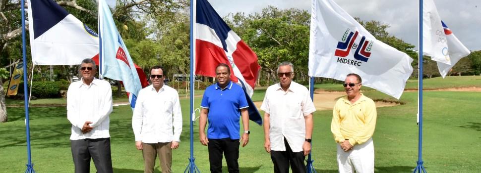 Comienza torneo intercolegial golf