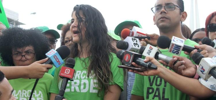 Marcha Verde rechaza expediente Odebrecth