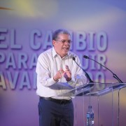 Baret promete incentivar la economía