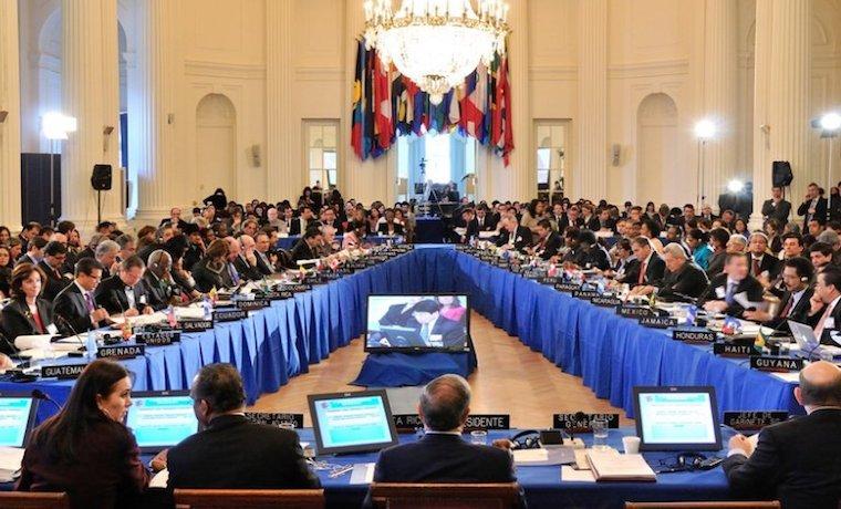 OEA pide el ingreso ayuda humanitaria en Venezuela