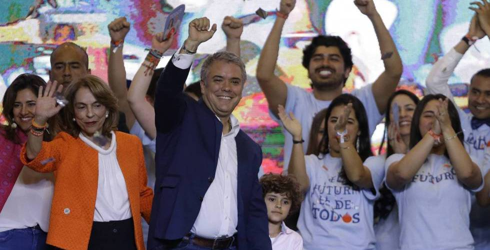 Colombia entra en etapa crucial