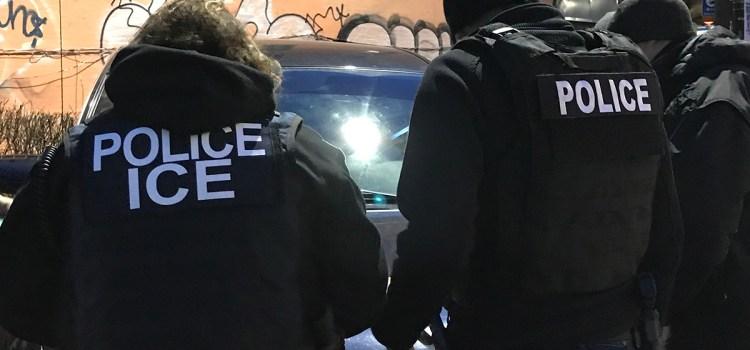 Dominicanos y haitianos presos en operativos