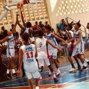 Comienza torneo basket infantil
