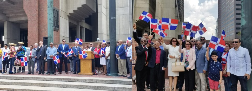 Consulado RD en Boston celebra Restauración
