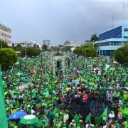Marcha Verde pide castigo para corruptos