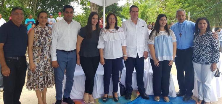 García resalta avanza de turismo religioso