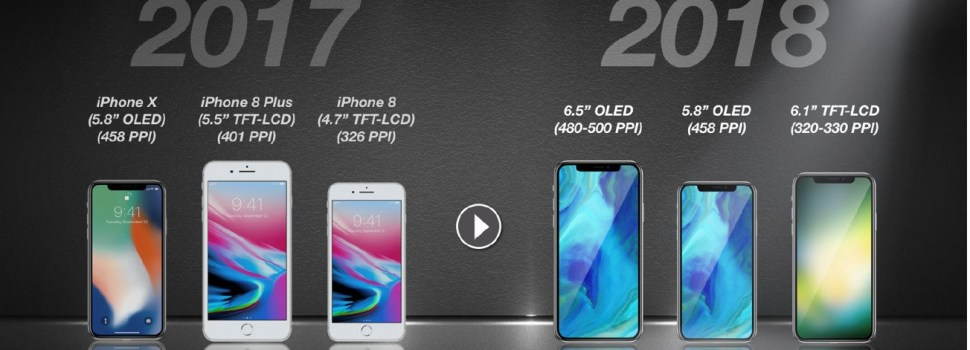 Dan a conocer nuevos modelos de iPhone