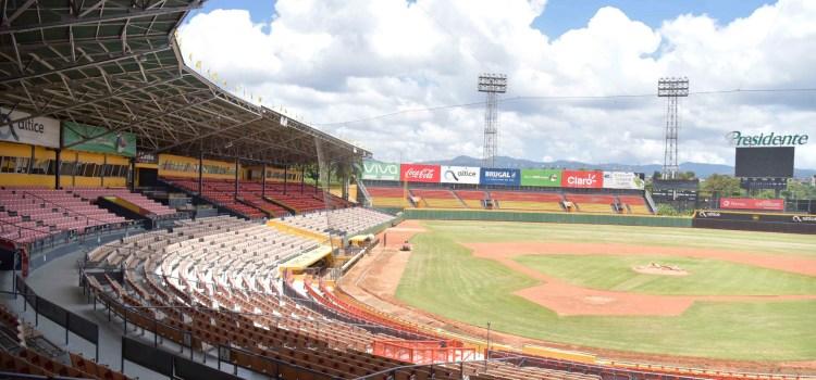 Rehabilitan áreas estadio Cibao