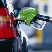 Precios combustibles siguen hacia abajo