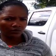Acusan haitiana quemar hija con aceite