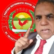 Dirigente PRSC regresa a la organización