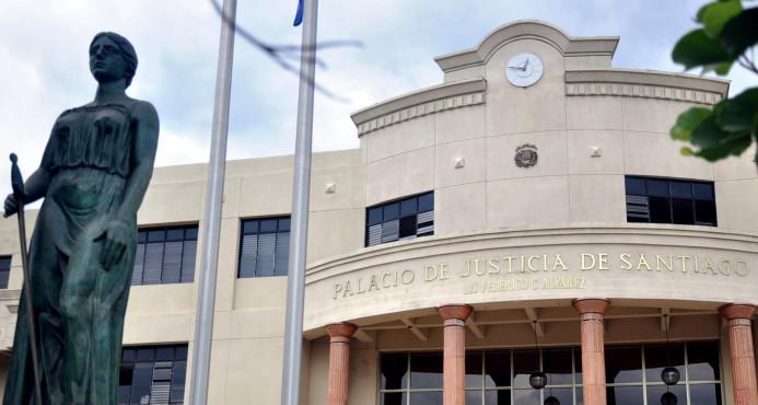 Preso abogado por causar destrozos Fiscalía Santiago