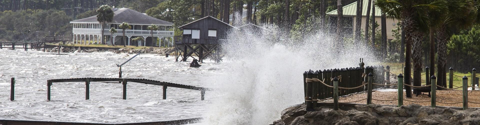 Pesimismo ante seguro paso de huracán
