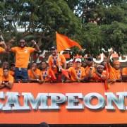 Cibao Fútbol Club celebra título