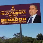 Félix Cabrera quiere ser senador dominicano