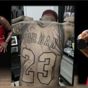 Dominicano tiene obsesión con Jordan