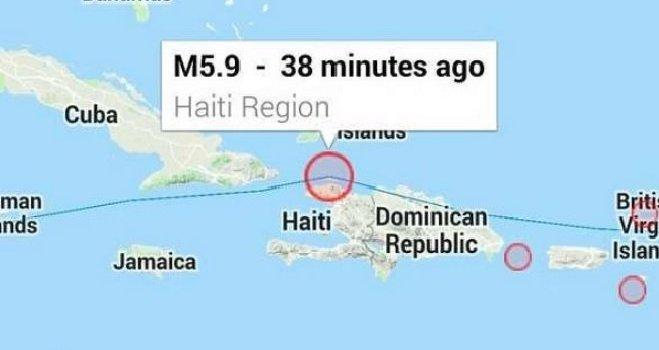 Van 11 muertos por terremoto en Haití