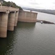 Sigue el descenso agua presa de Tavera