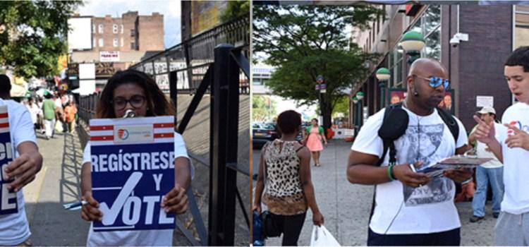 Miles dominicanos votan en medio término
