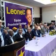 Leonel reunirá seguidores; Abel lo respaldará