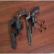 Presos dominicano y haitianos por armas ilegales