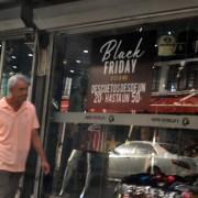 Inician por adelantado ventas Viernes Negro
