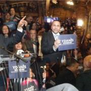 Respaldan a Ydanis Rodríguez en candidatura