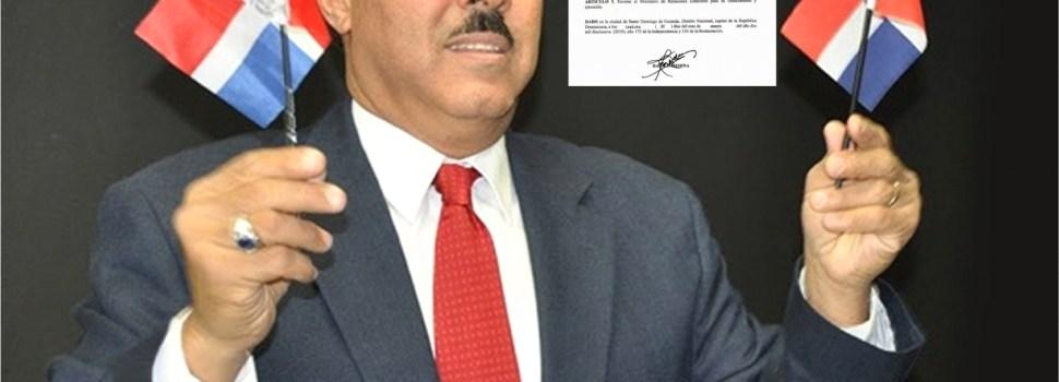 Medina designa a Polanco en puesto de OEA