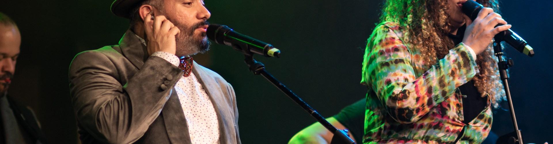 Pavel Núñez presenta su repertorio musical