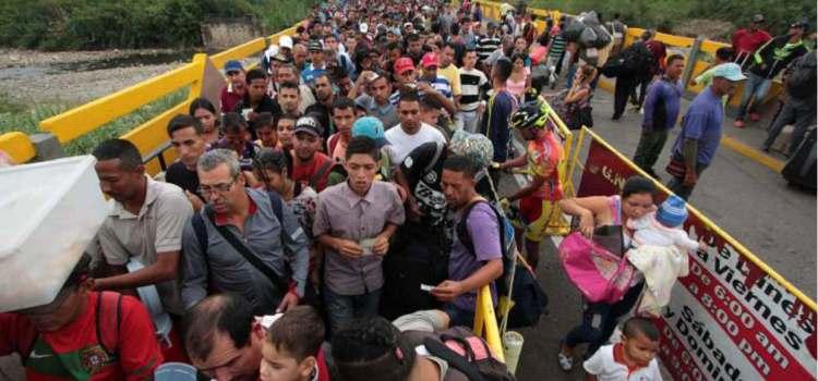 Millones de venezolanos migran por crisis