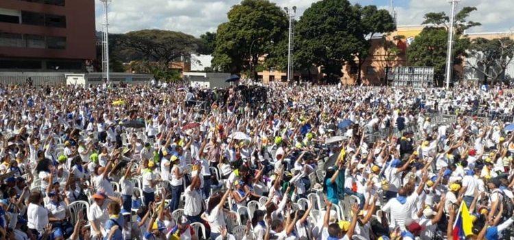 Gobierno de Maduro bloquea Web ayuda humanitaria