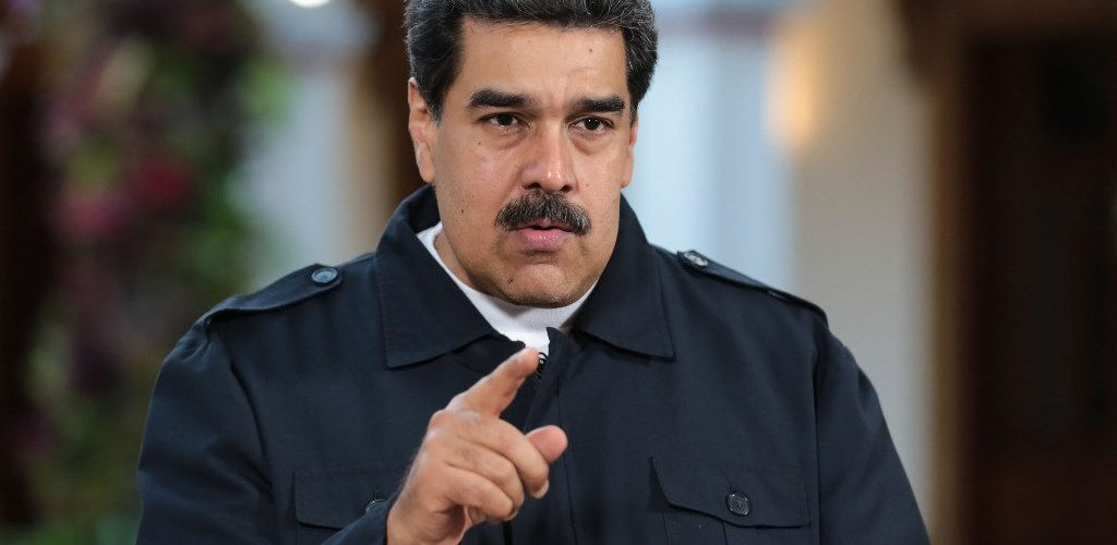 Maduro rechaza creciente respaldo a Guaidó